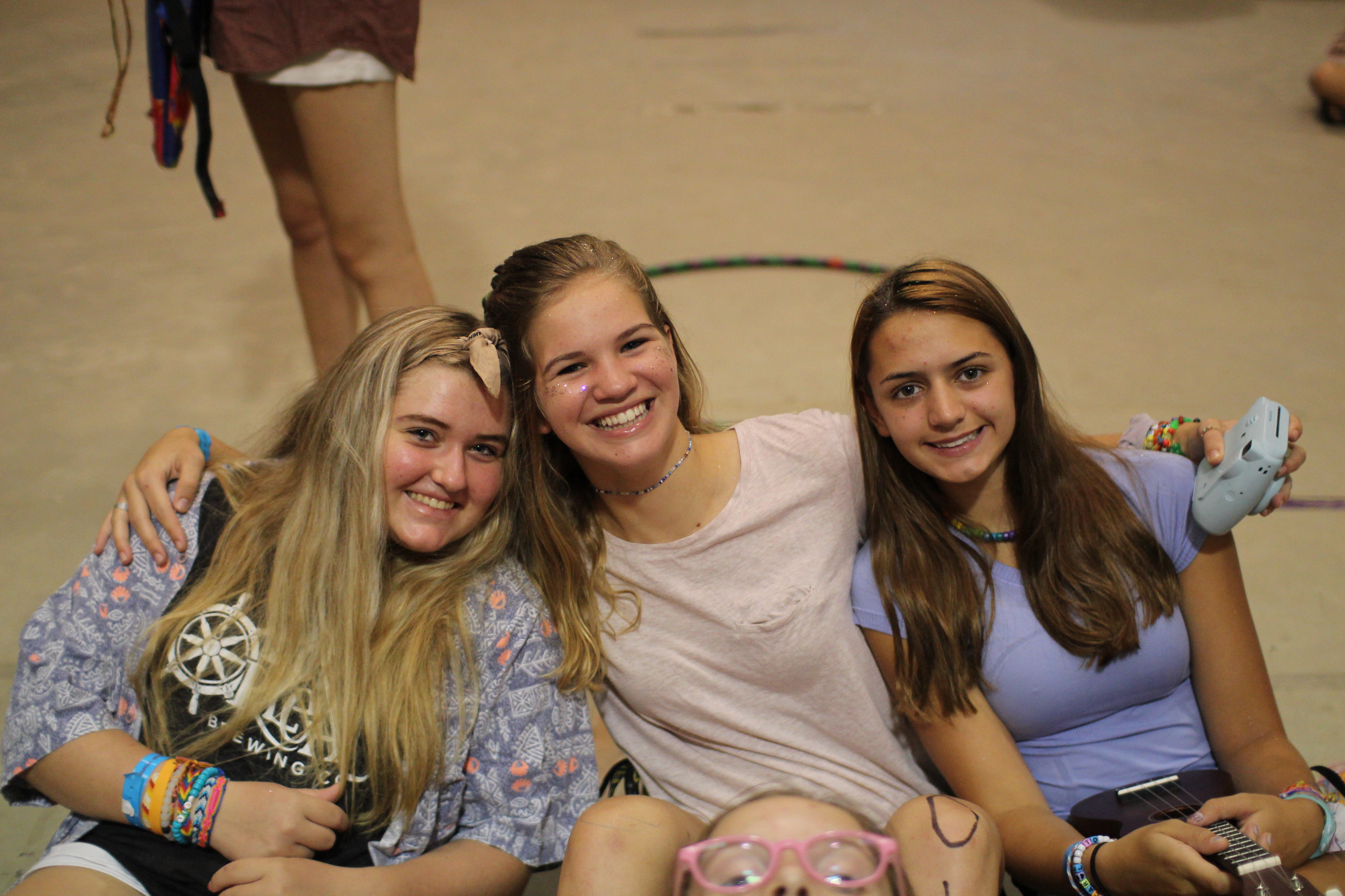 friendships and community at summer camp