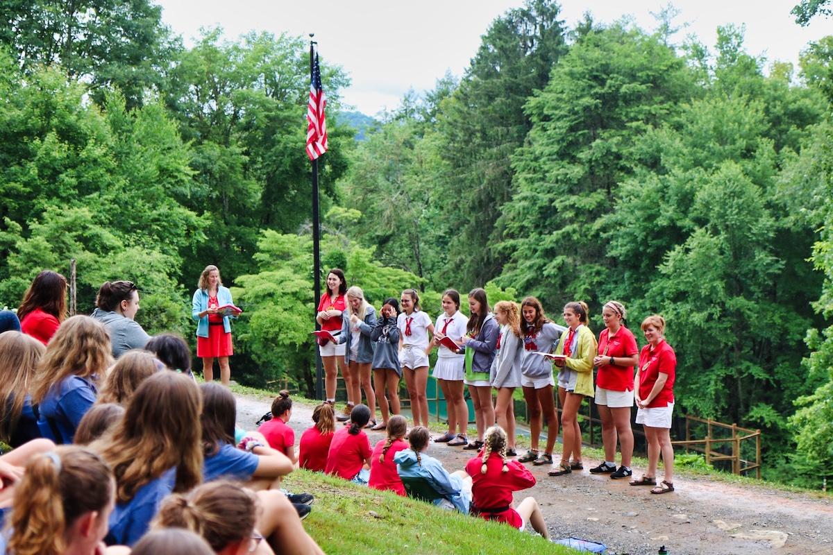 camp community assembly