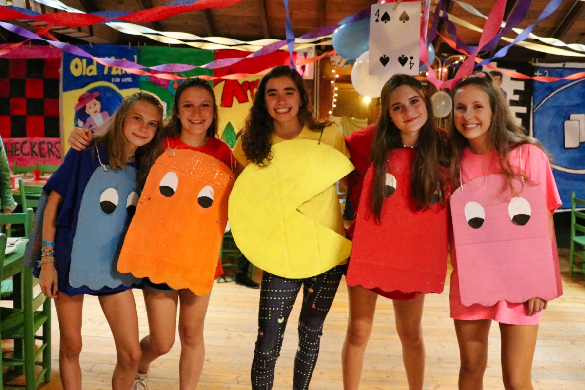 camp pacman costumes