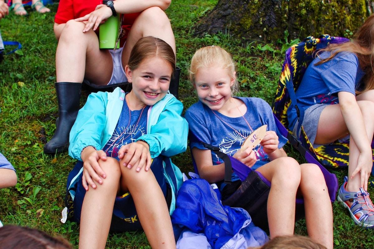 true camp friends
