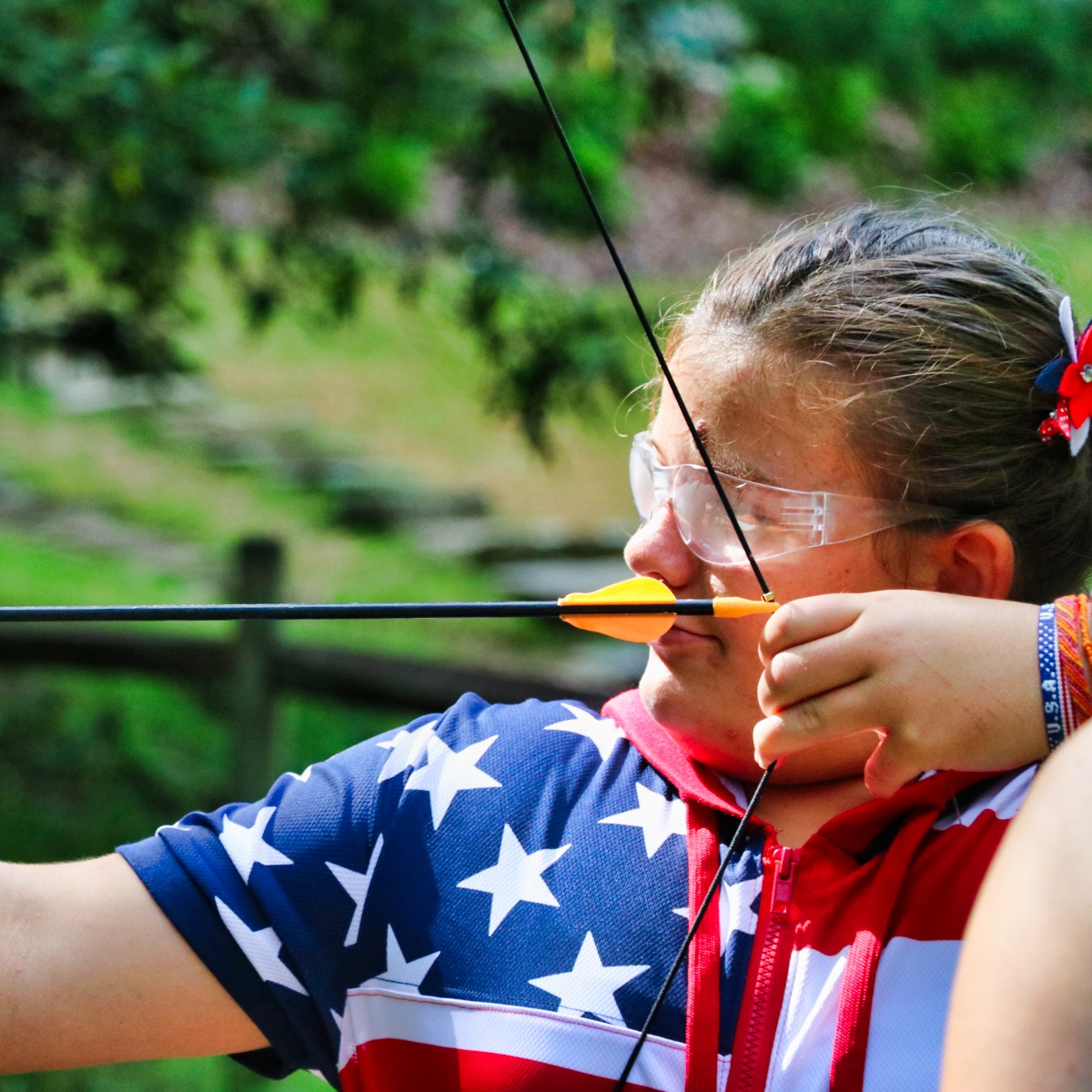archery on 4th of July