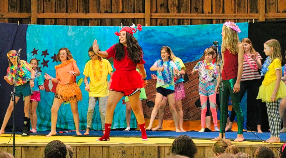 Little Mermaid Camp Musical