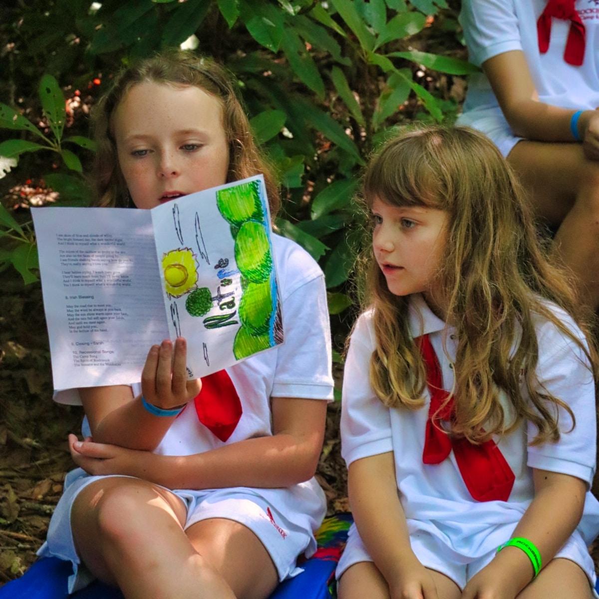 nature camp program