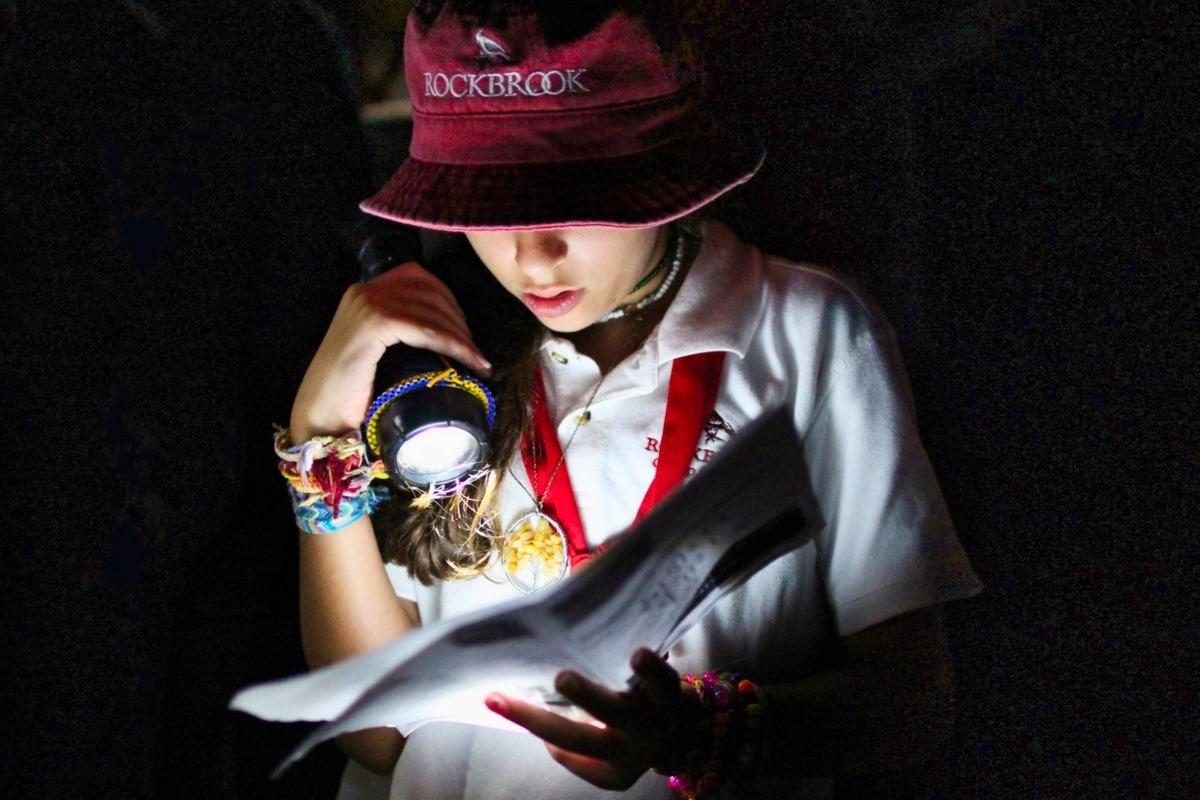 rockbrook camper girl