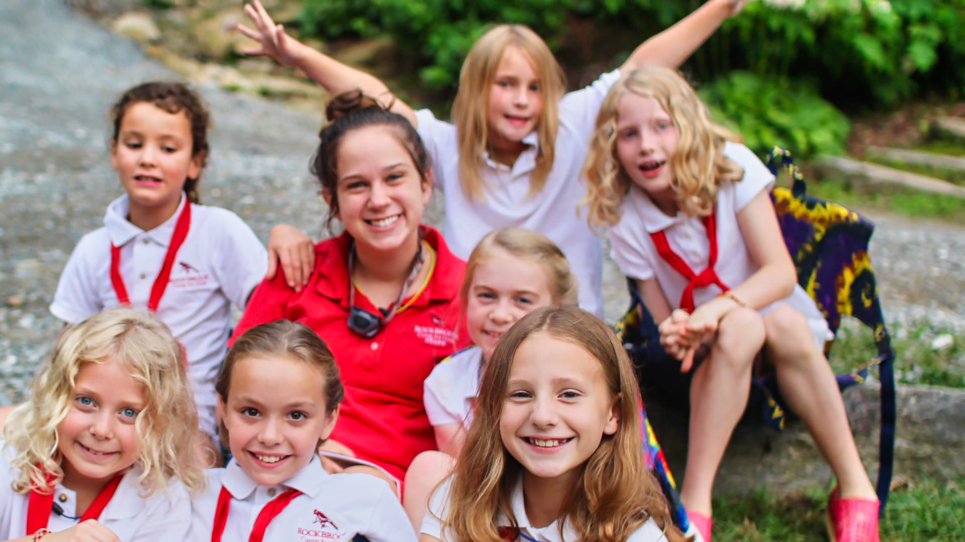 camp teaching job