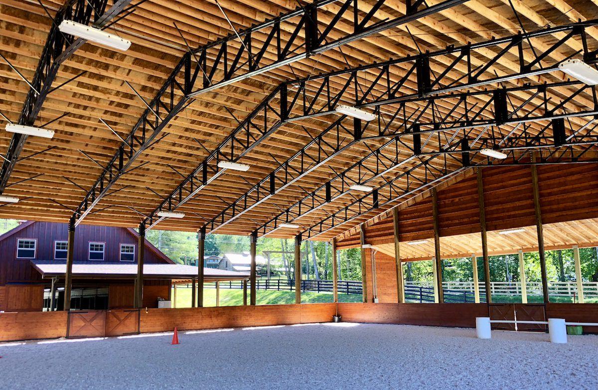 horse camp arena