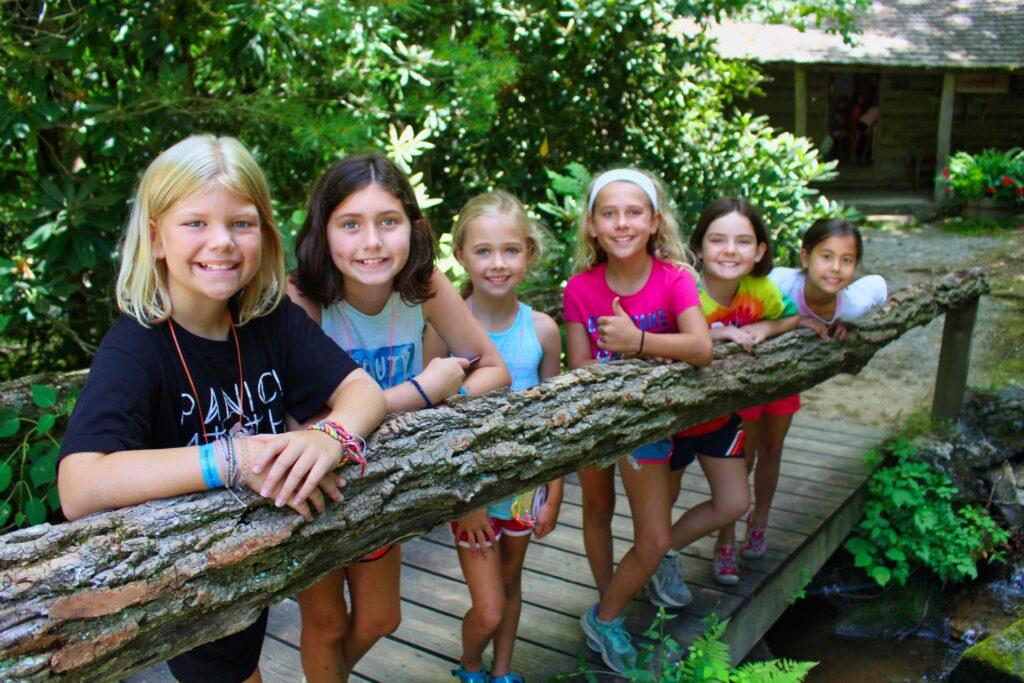 camp open house girls